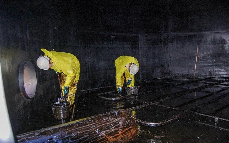 limpeza de tanque de óleo na grande porto alegre