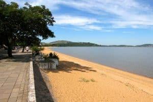 praia de ipanema zona sul de porto alegre