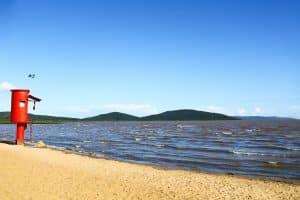 praia do lami zona sul de porto alegre